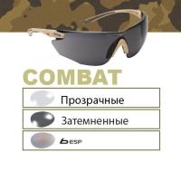 Очки открытого типа Bolle COMBAT